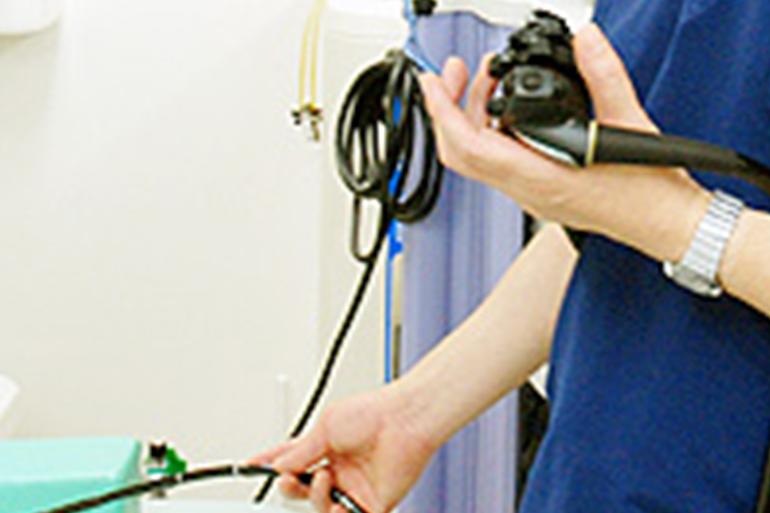 便潜血検査より確実な大腸内視鏡検査