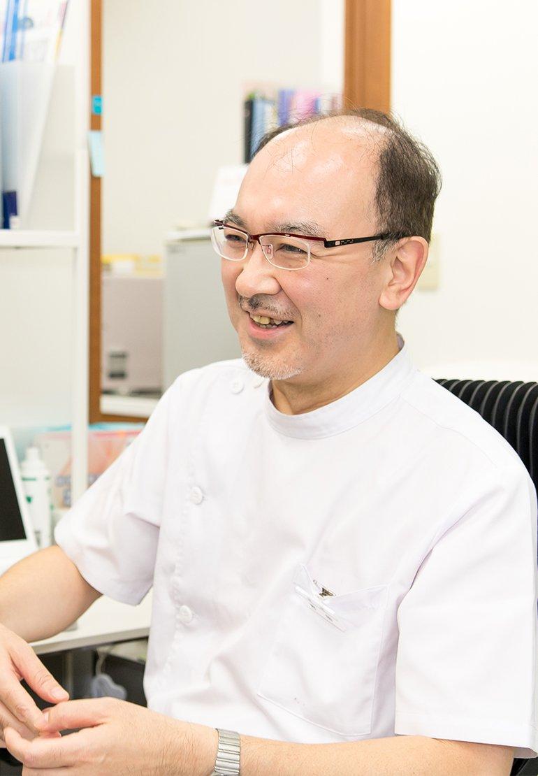 都立大学よしだクリニック院長 吉田光宏